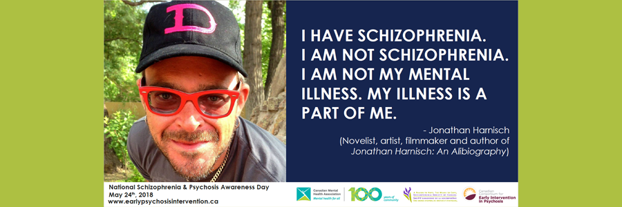 National Schizophrenia and Psychosis Awareness Day