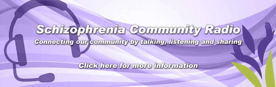 Schizophrenia Community Radio