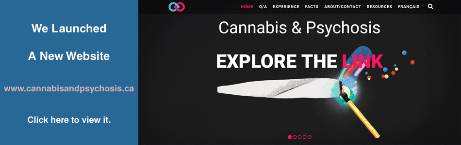 cannabis and psychosis website