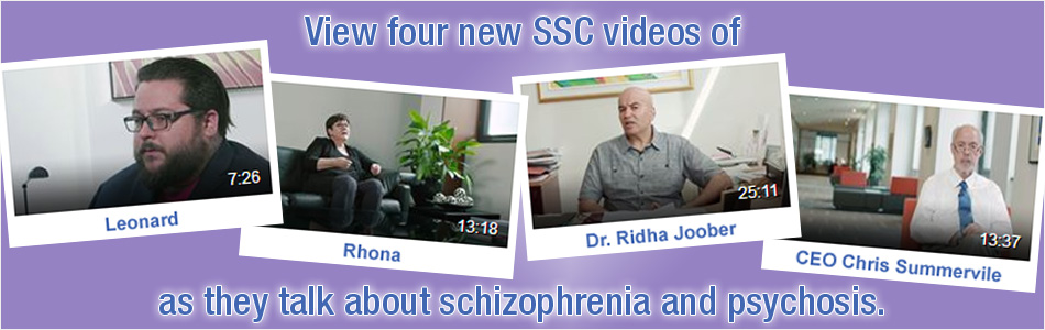 Four New SSC Videos